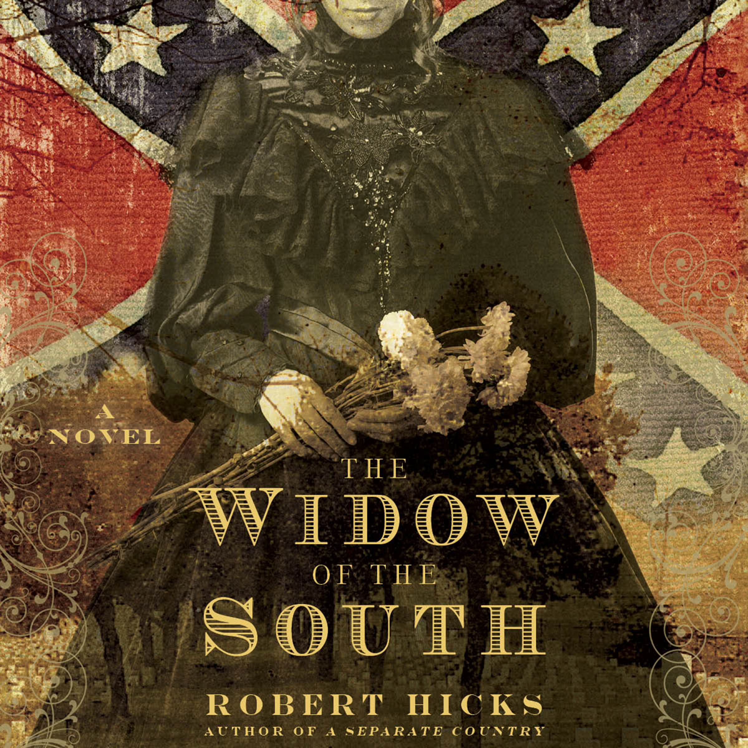 Printable The Widow of the South Audiobook Cover Art