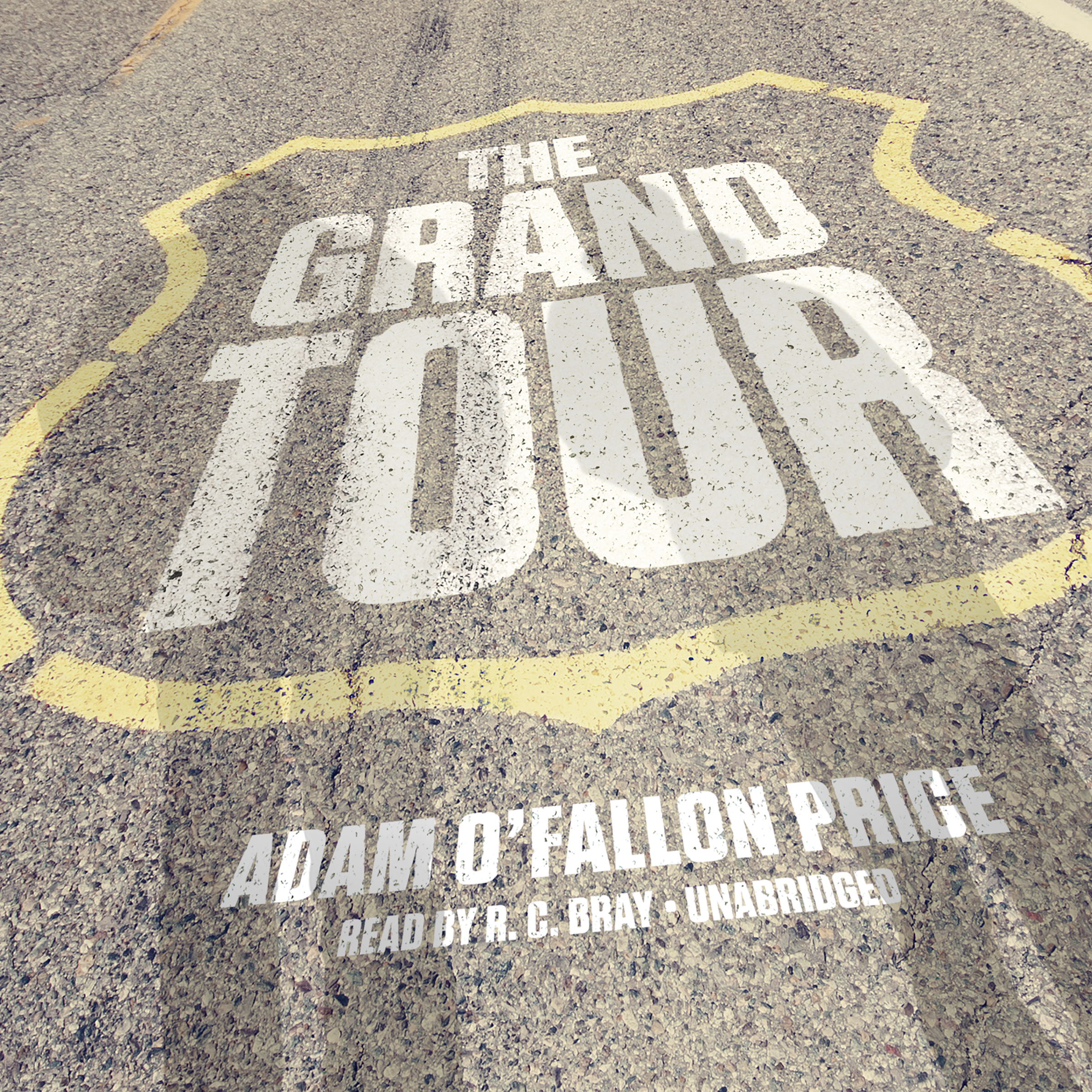 Printable The Grand Tour Audiobook Cover Art