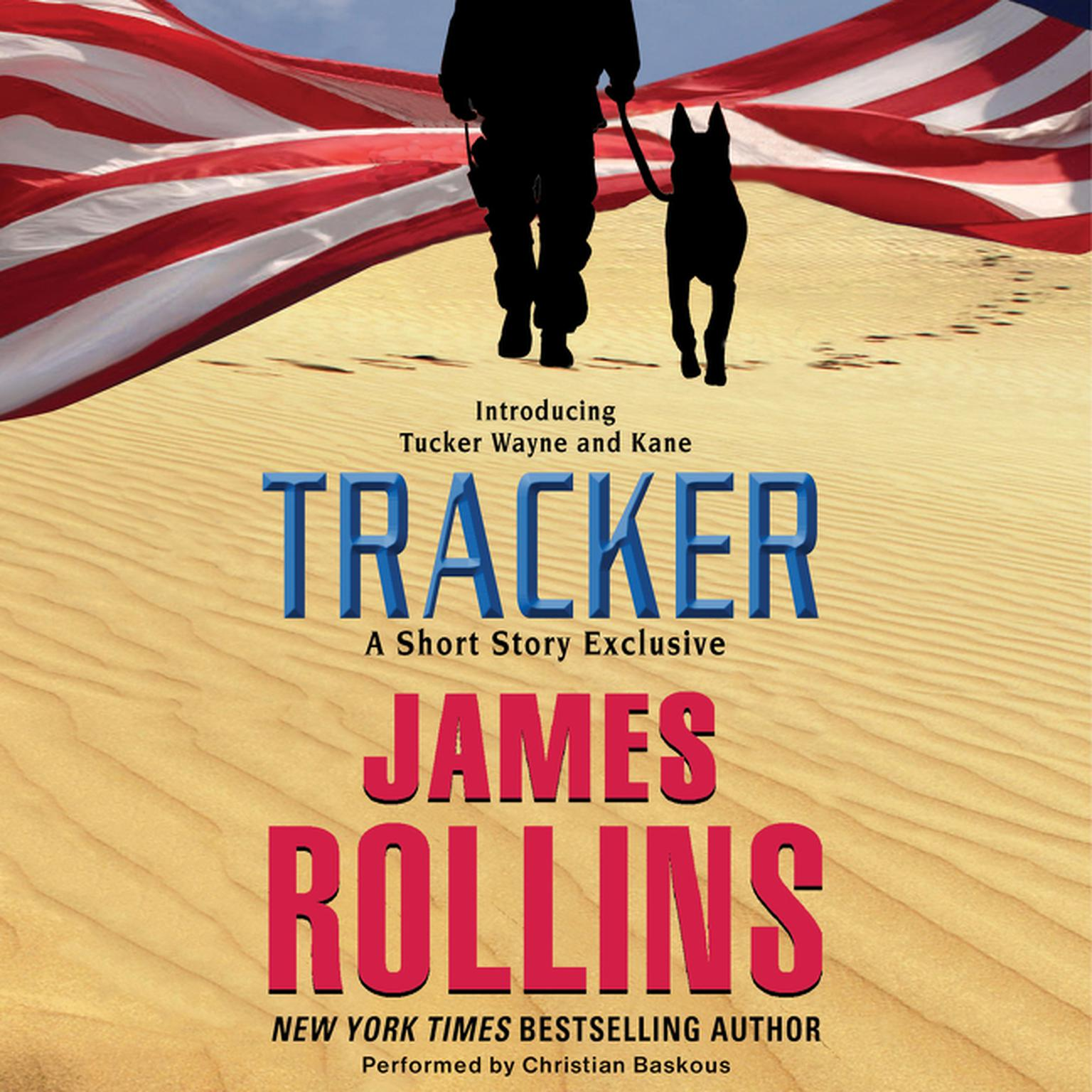 Printable Tracker: A Short Story Exclusive: A Short Story Exclusive Audiobook Cover Art