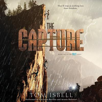 The Capture Audiobook, by Tom Isbell