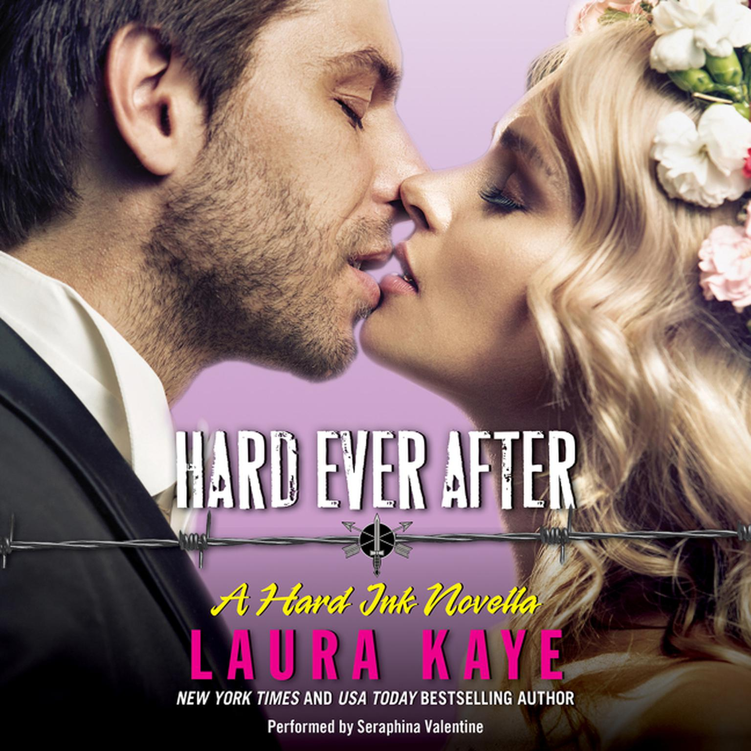 Printable Hard Ever After: A Hard Ink Novella Audiobook Cover Art