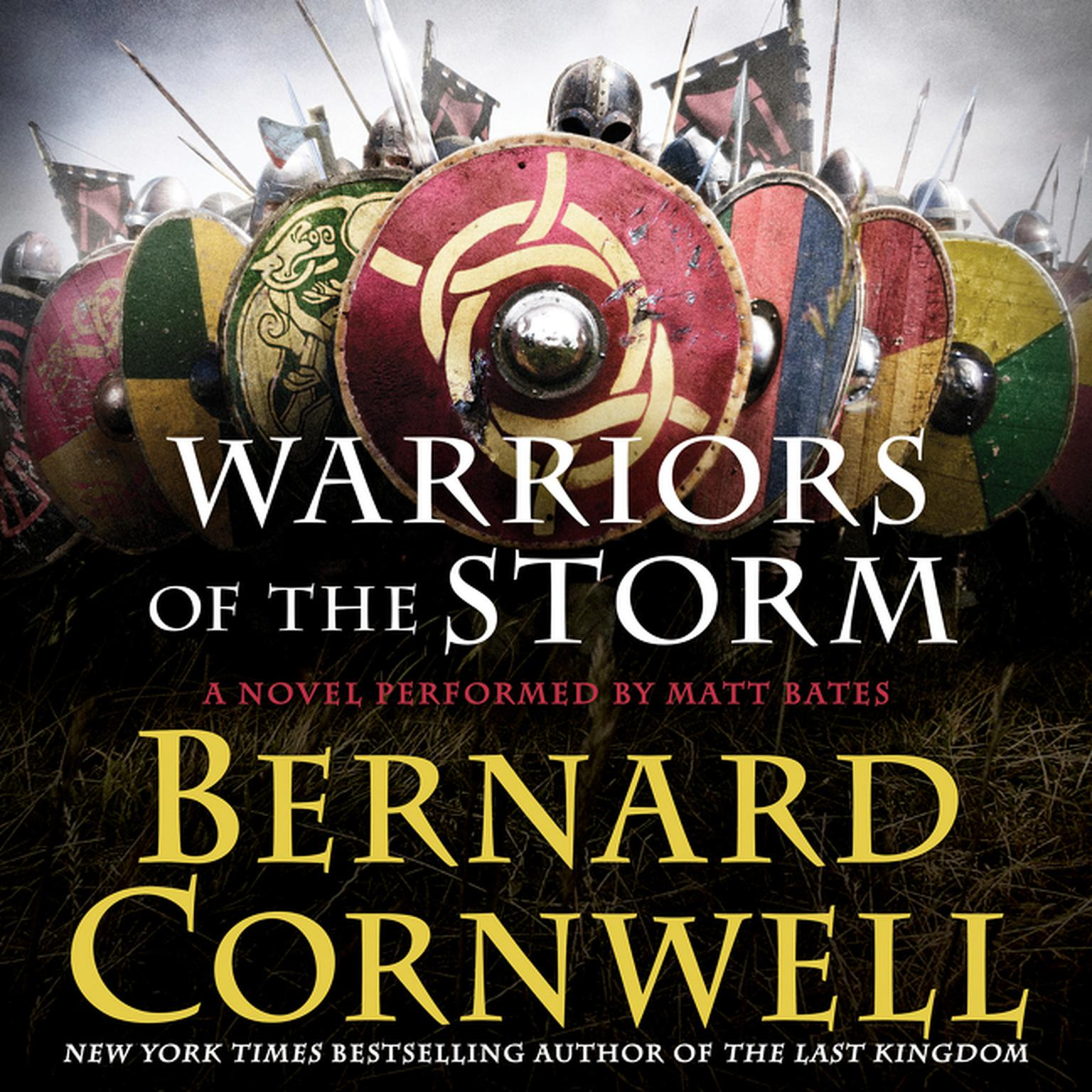 Printable Warriors of the Storm: A Novel Audiobook Cover Art