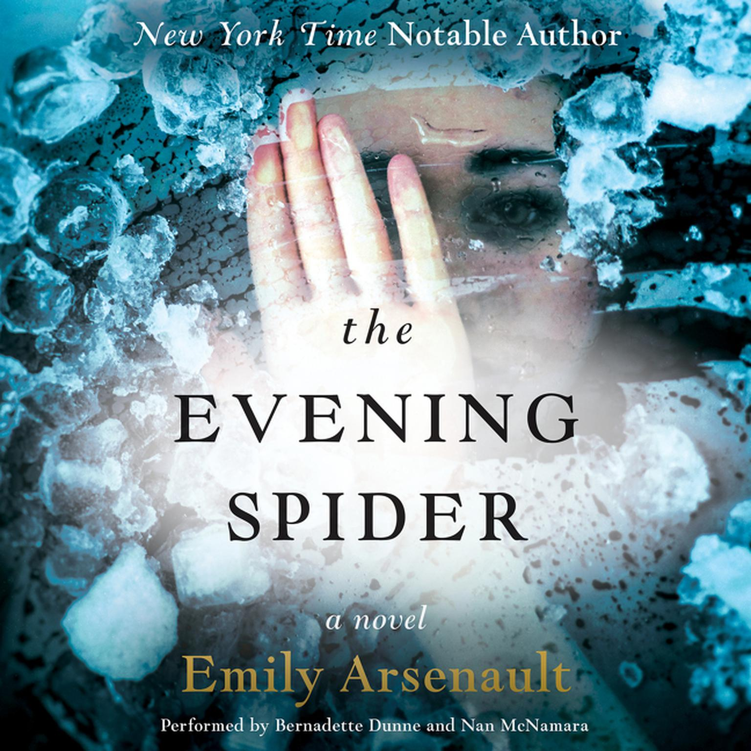 Printable The Evening Spider: A Novel Audiobook Cover Art