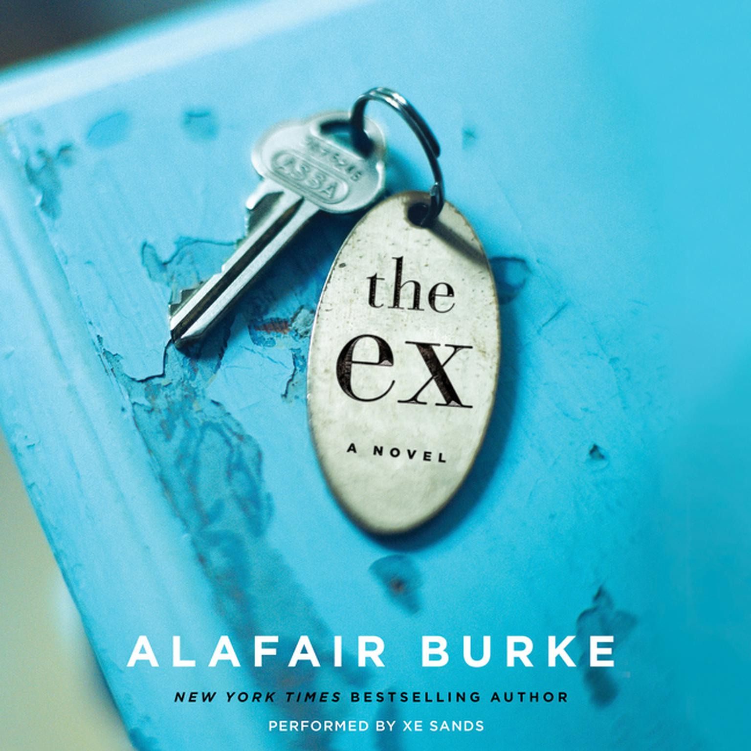 Printable The Ex: A Novel Audiobook Cover Art