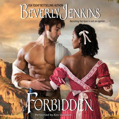 Forbidden Audiobook, by Beverly Jenkins