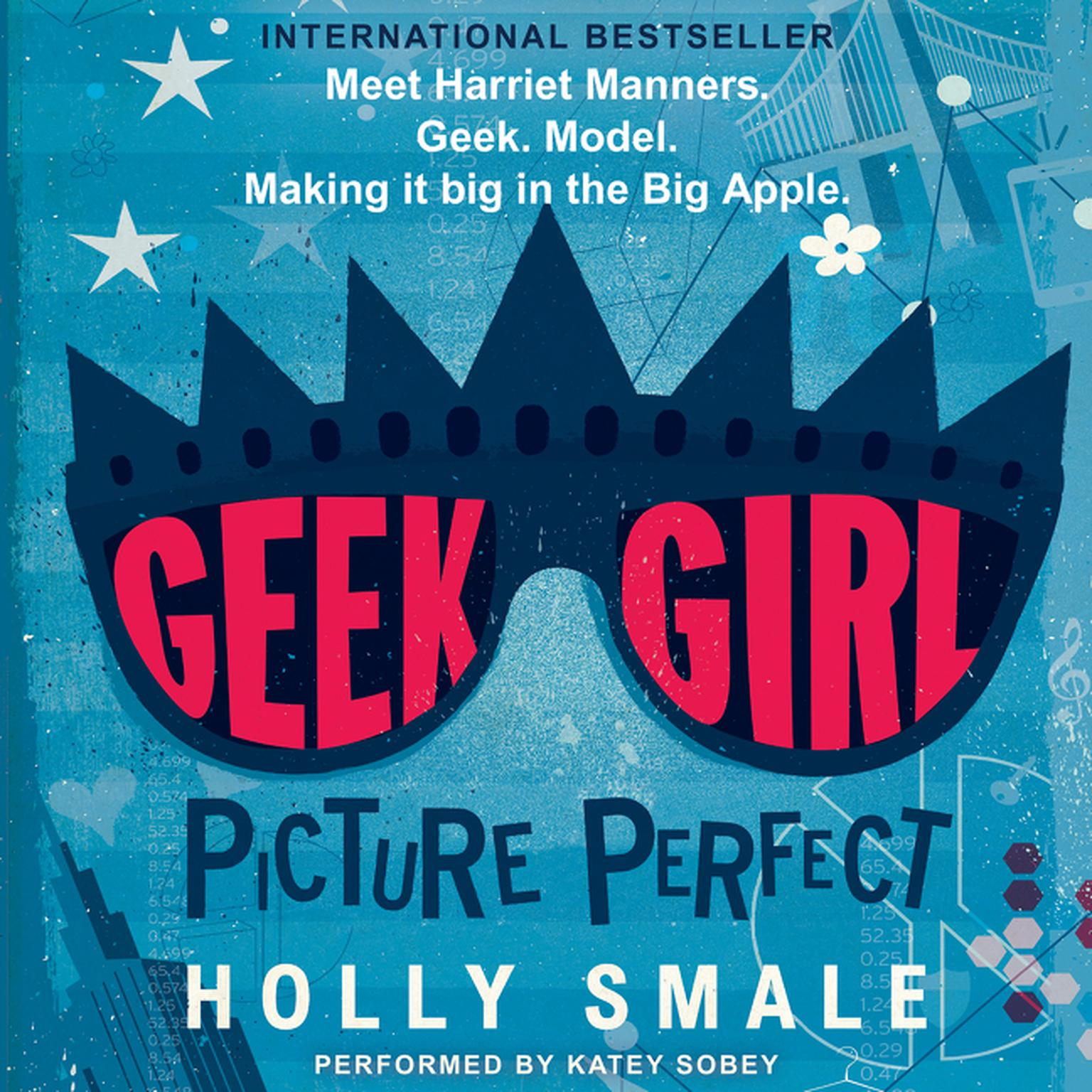 Printable Geek Girl: Picture Perfect Audiobook Cover Art