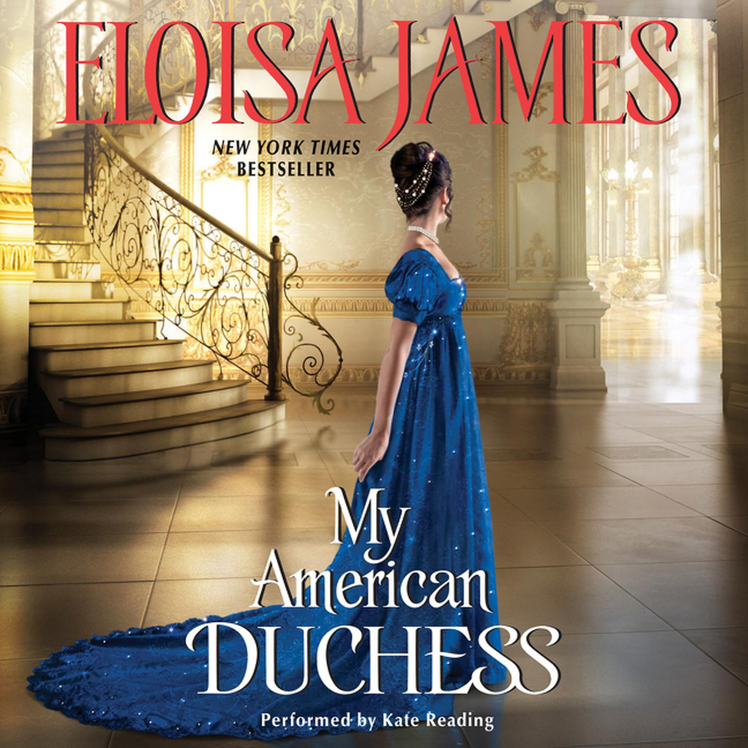 Printable My American Duchess Audiobook Cover Art