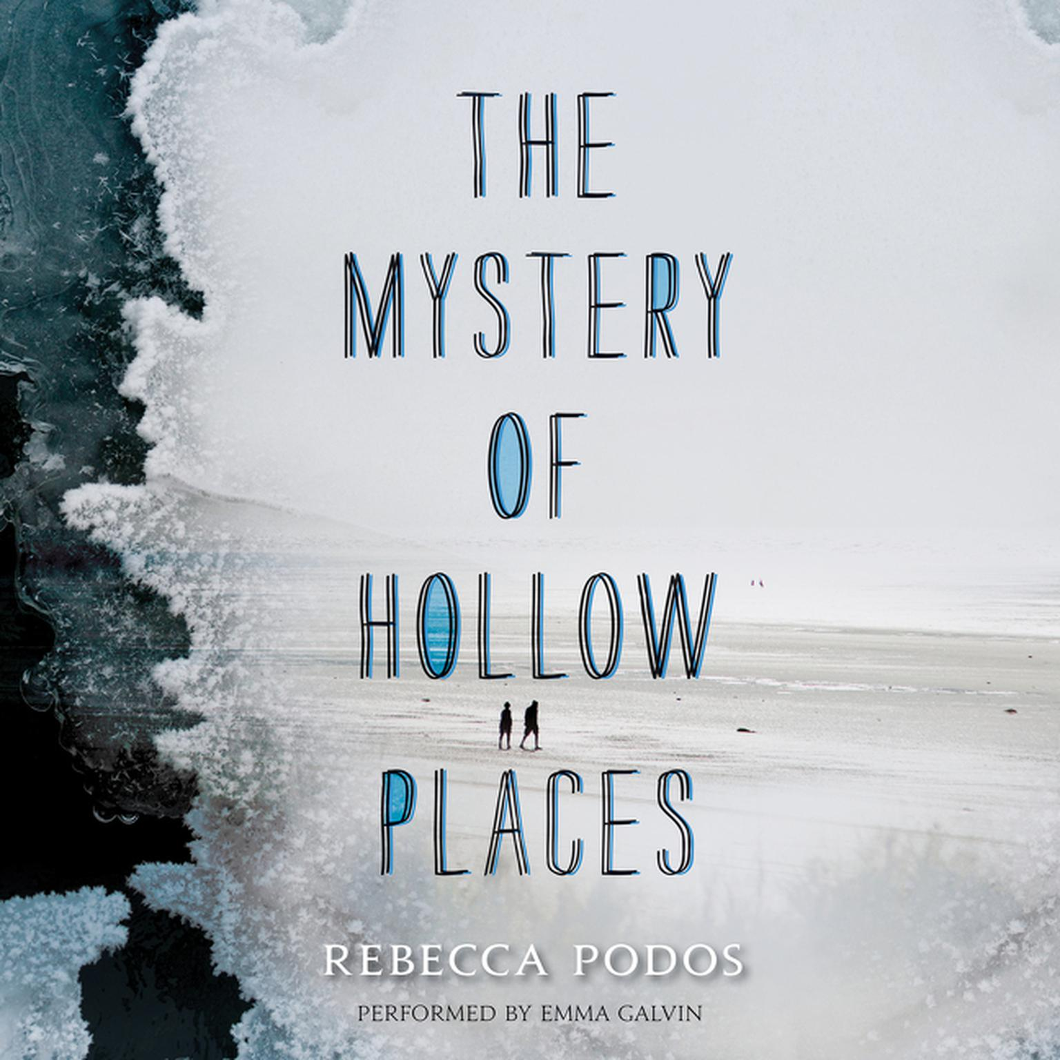 Printable The Mystery of Hollow Places Audiobook Cover Art