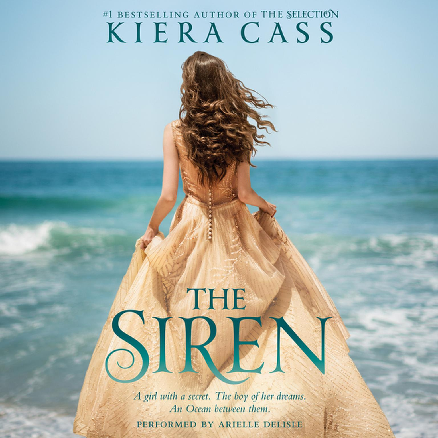 Printable The Siren Audiobook Cover Art