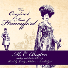 The Original Miss Honeyford Audiobook, by M. C. Beaton