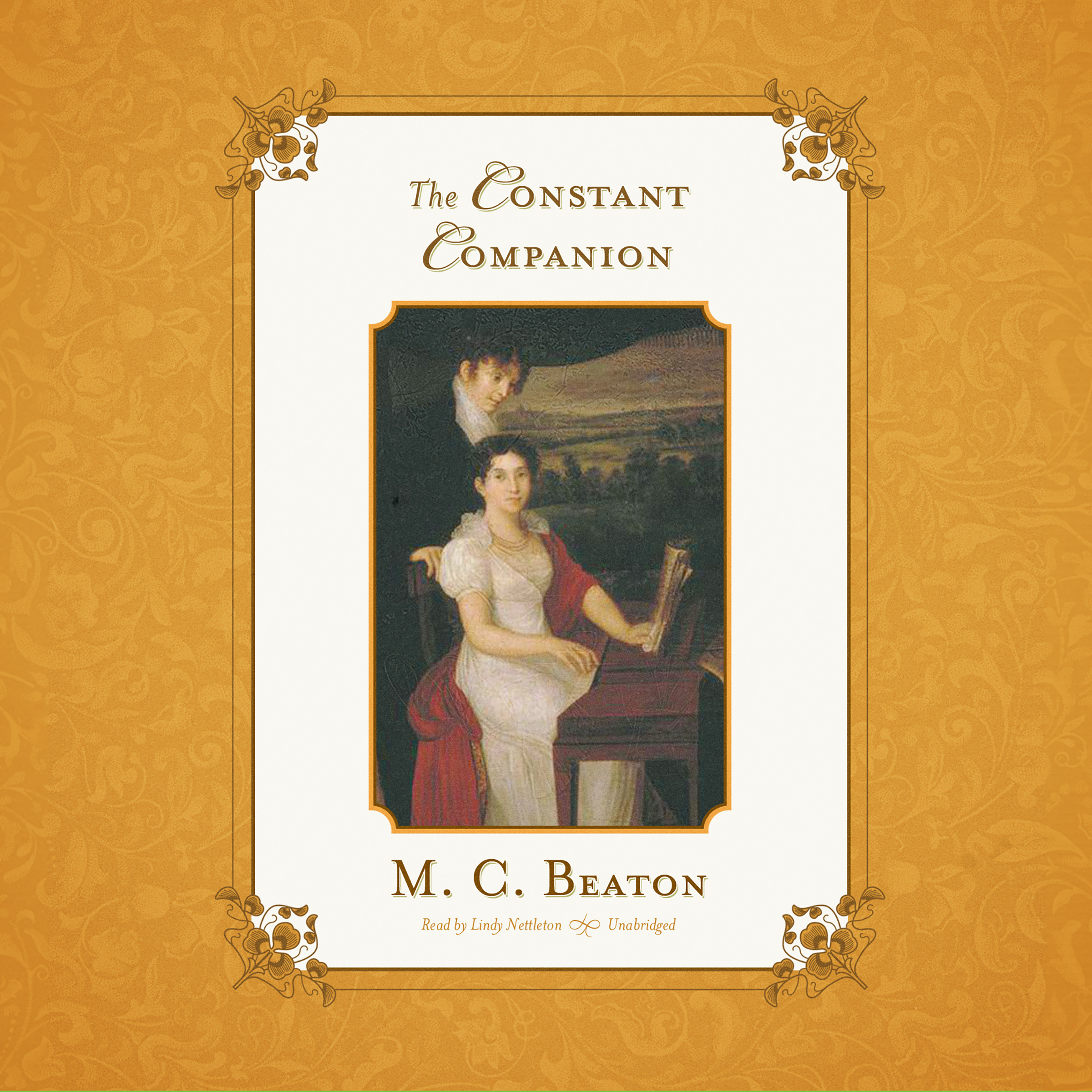Printable The Constant Companion Audiobook Cover Art
