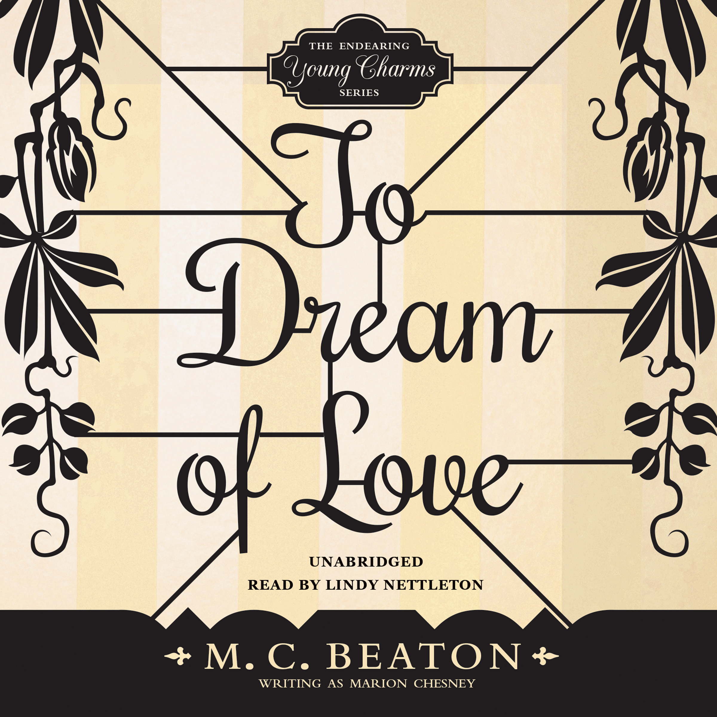 Printable To Dream of Love Audiobook Cover Art
