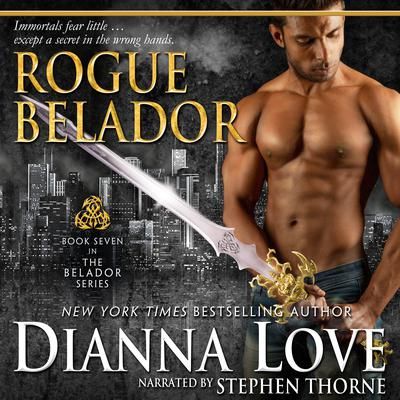 Rogue Belador Audiobook, by Dianna Love