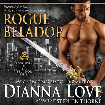 Rogue Belador Audiobook, by