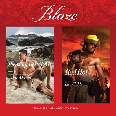 Pleasing Her SEAL & Red Hot Audiobook, by Anne Marsh