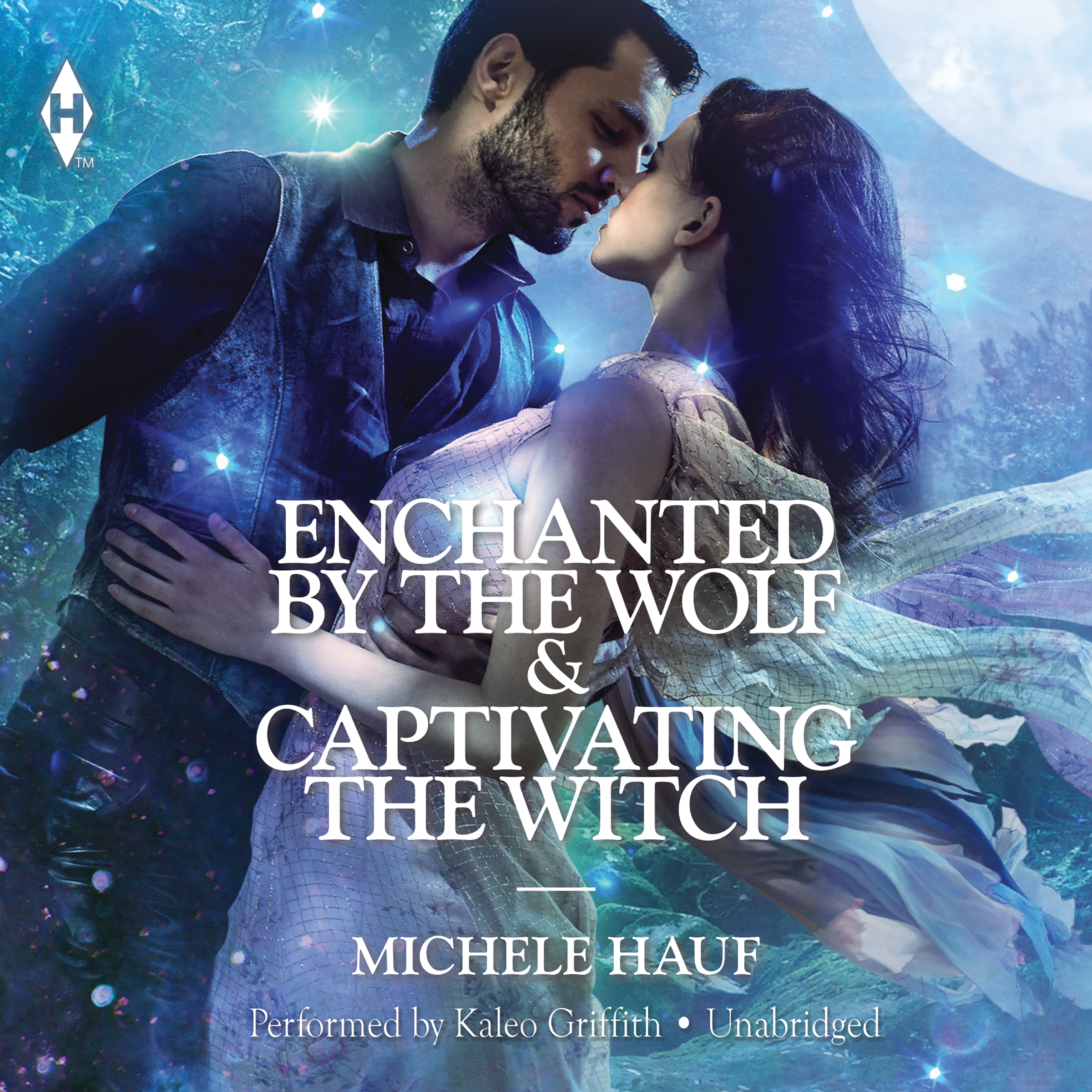 Printable Enchanted by the Wolf & Captivating the Witch  Audiobook Cover Art