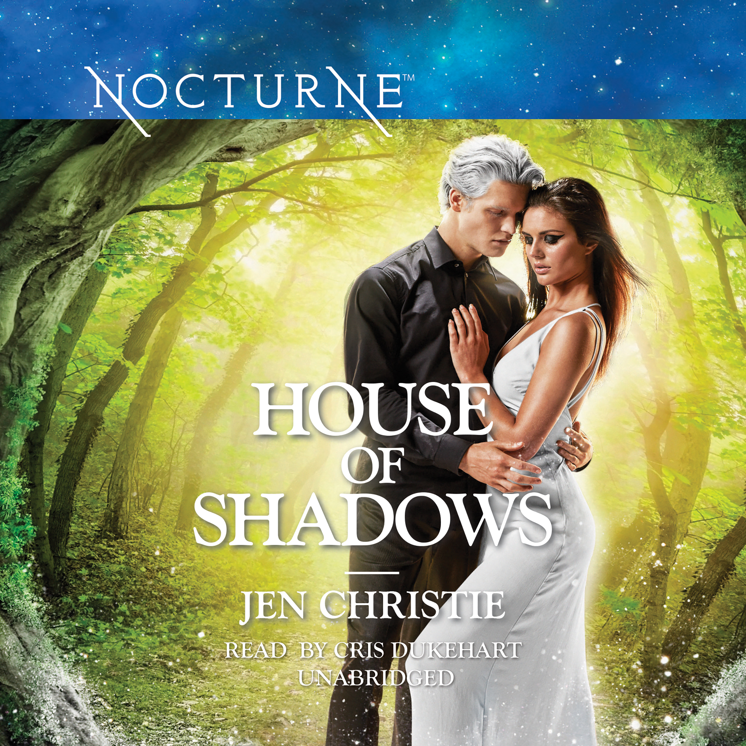 Printable House of Shadows Audiobook Cover Art