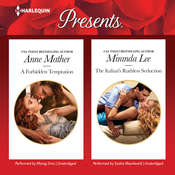 A Forbidden Temptation & The Italian's Ruthless Seduction Audiobook, by Anne Mather