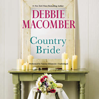 Country Bride Audiobook, by Debbie Macomber