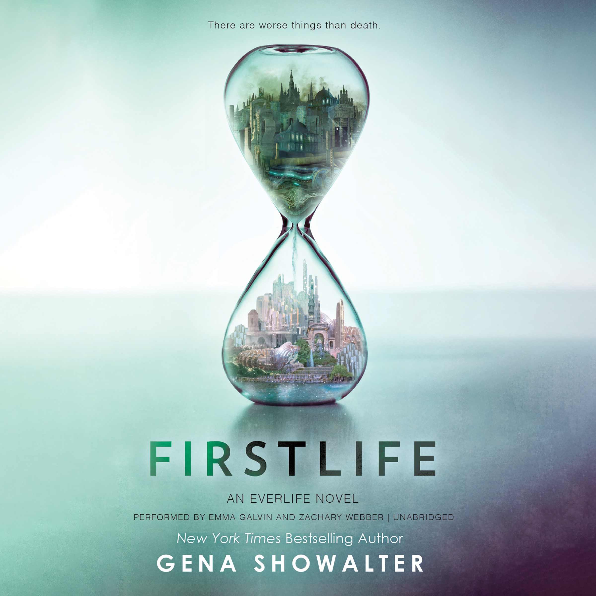 Printable Firstlife Audiobook Cover Art
