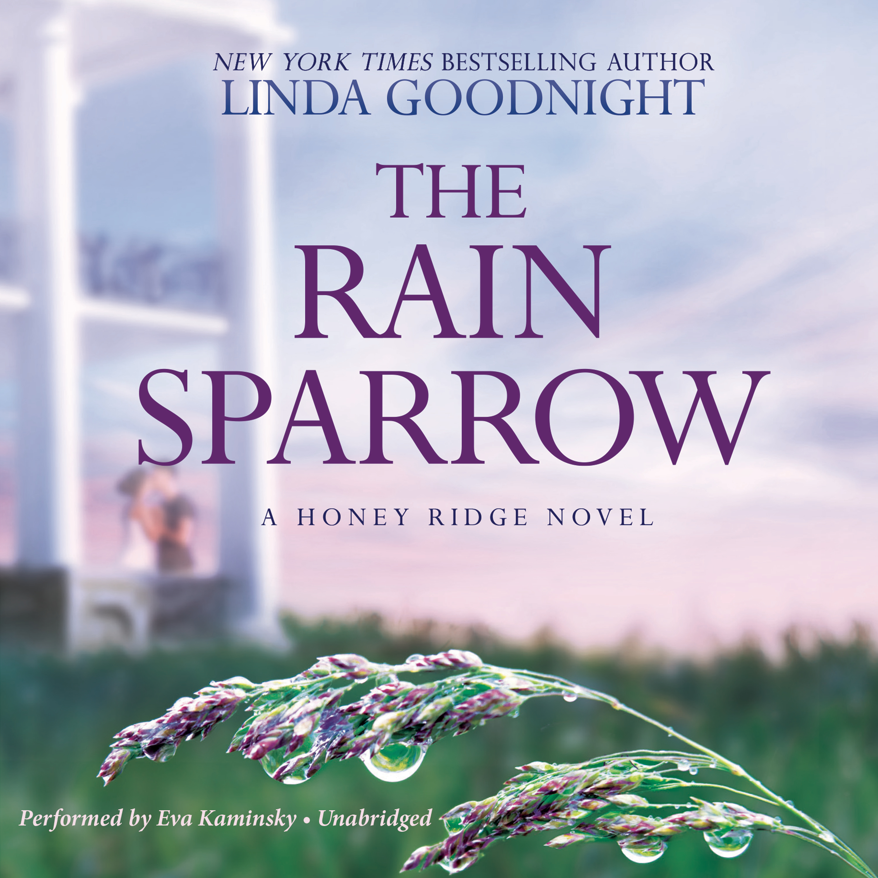 Printable The Rain Sparrow: A Honey Ridge Novel Audiobook Cover Art