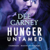 Hunger Untamed Audiobook, by Dee Carney