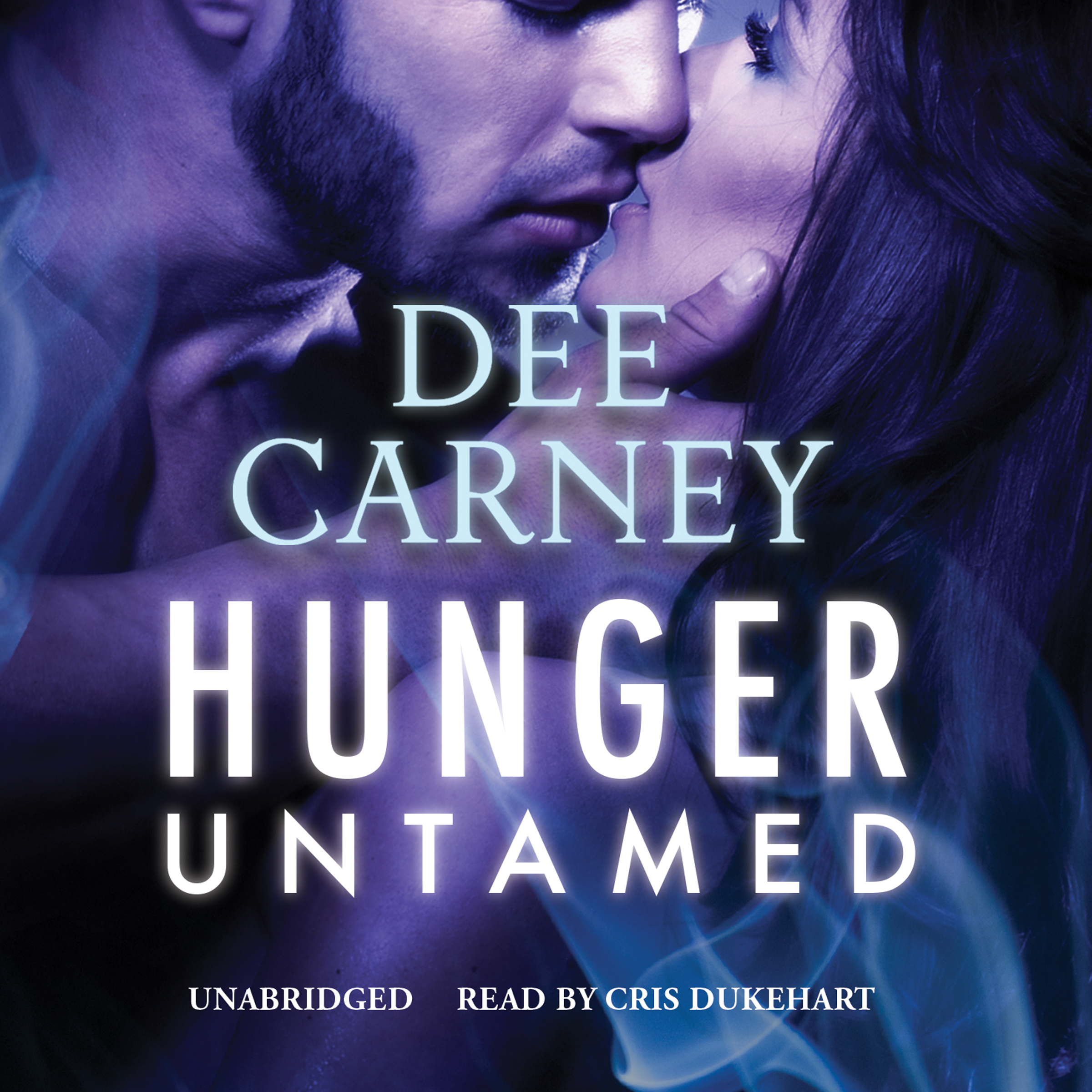 Printable Hunger Untamed Audiobook Cover Art