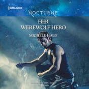 Her Werewolf Hero Audiobook, by Michele Hauf