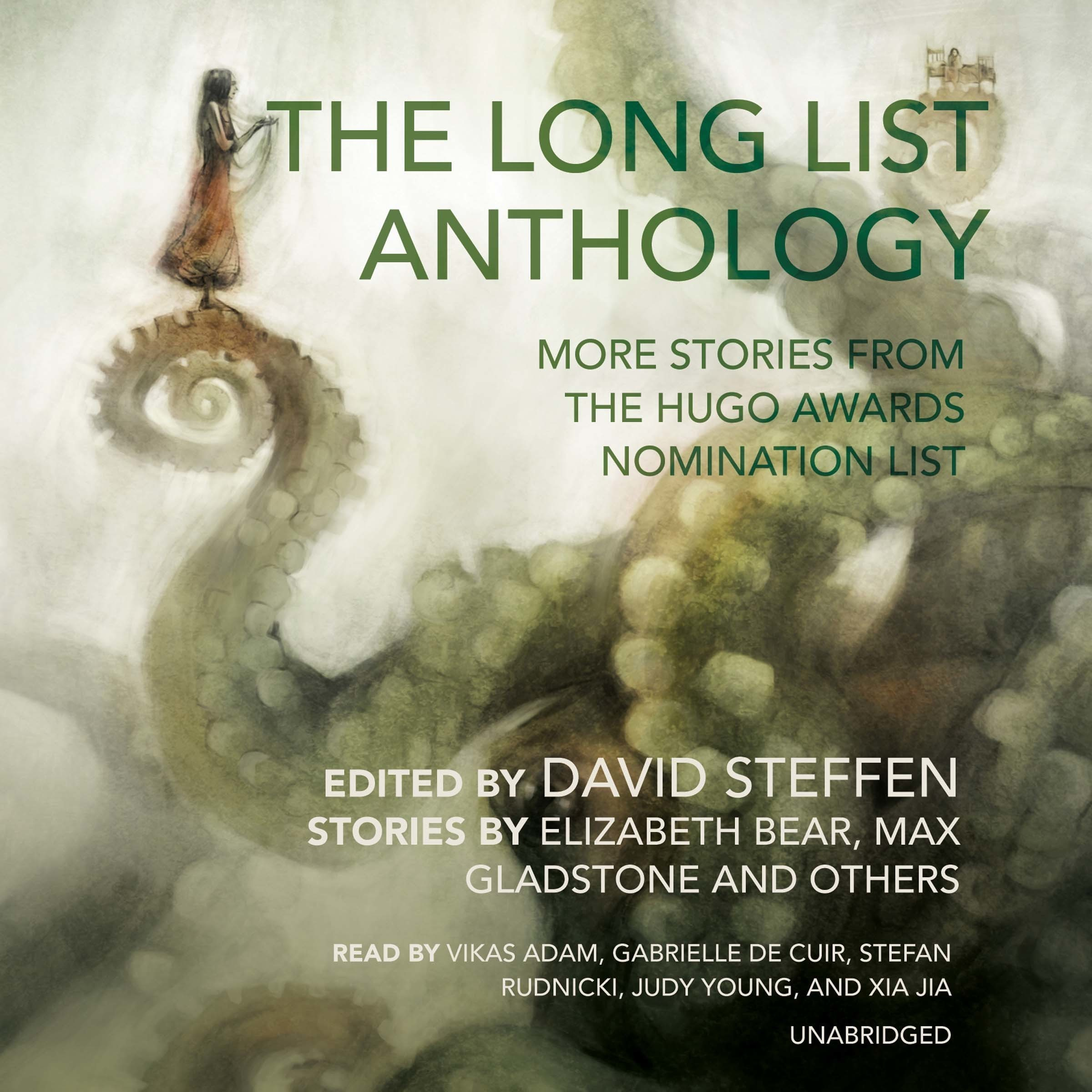 Printable The Long List Anthology: More Stories from the Hugo Awards Nomination List Audiobook Cover Art