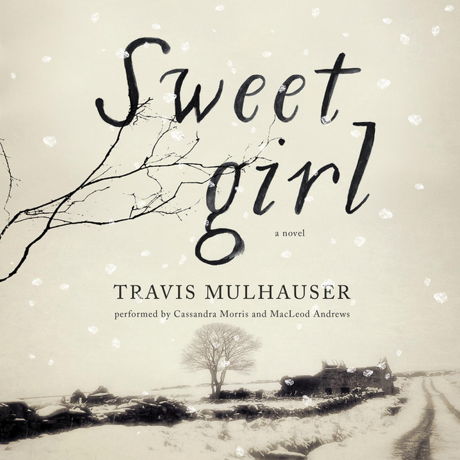 Printable Sweetgirl Audiobook Cover Art