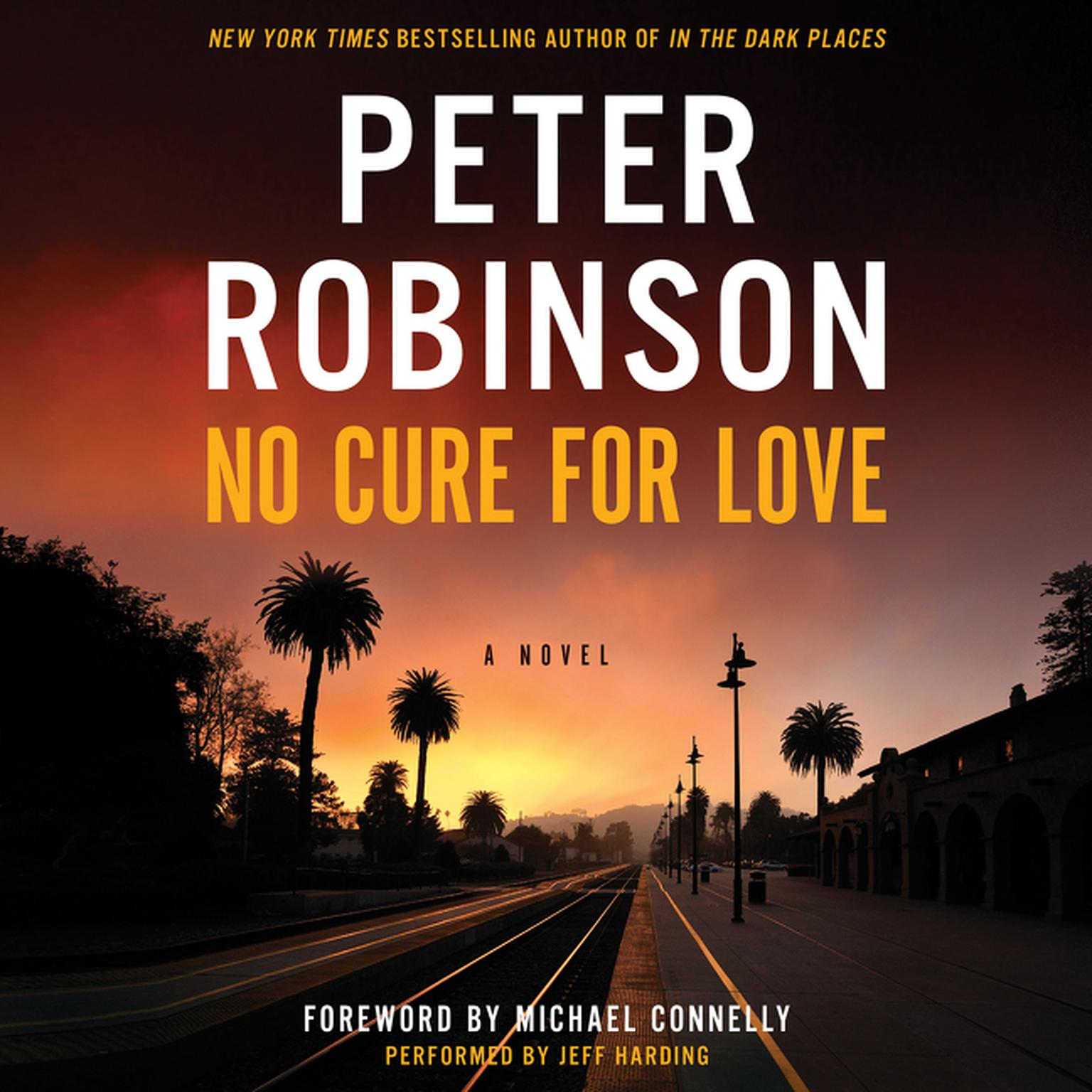 Printable No Cure for Love: A Novel Audiobook Cover Art