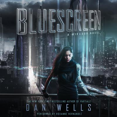 Bluescreen Audiobook, by Dan Wells