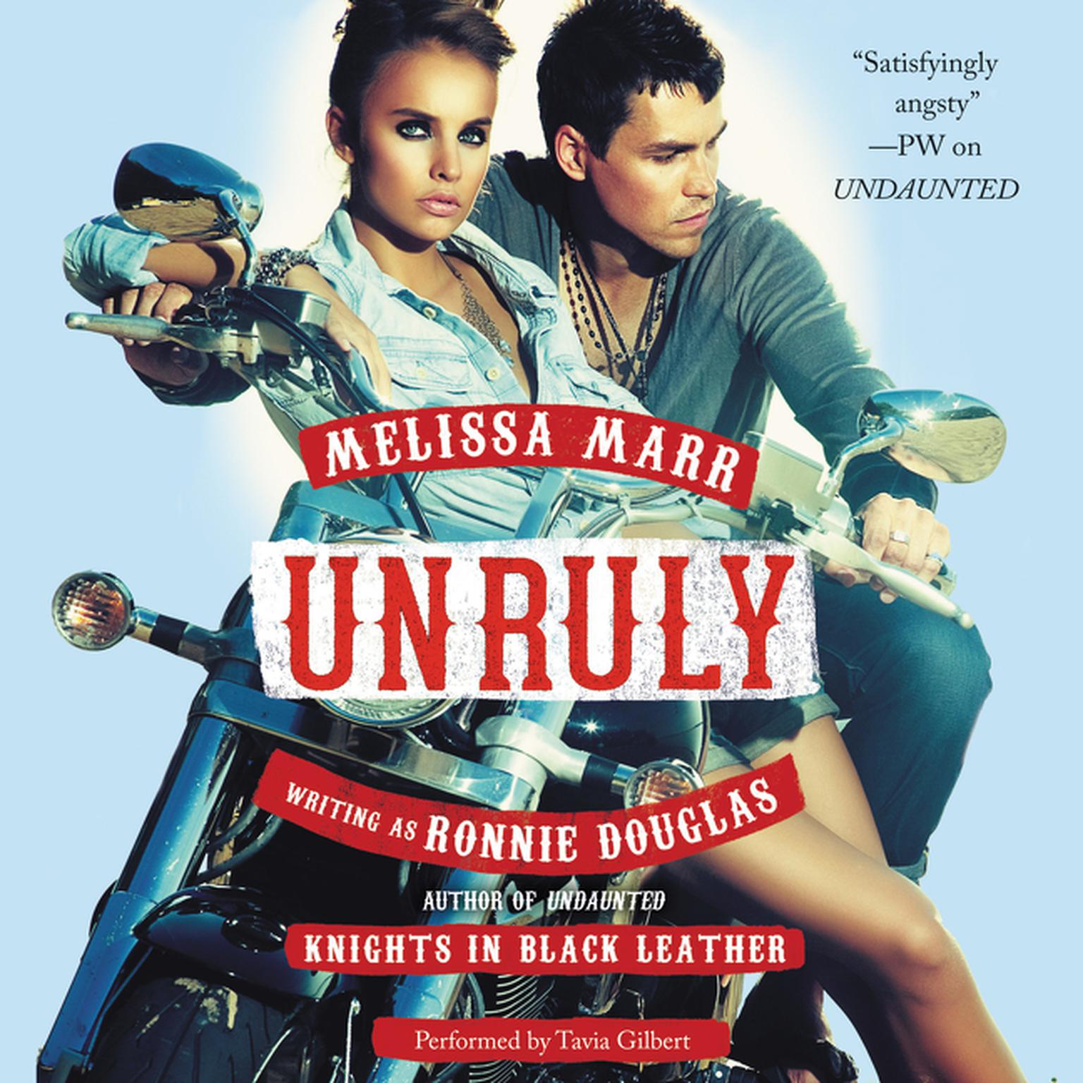 Printable Unruly: Knights in Black Leather Audiobook Cover Art