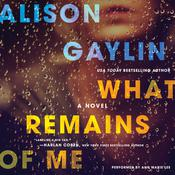 What Remains of Me: A Novel, by Alison Gaylin