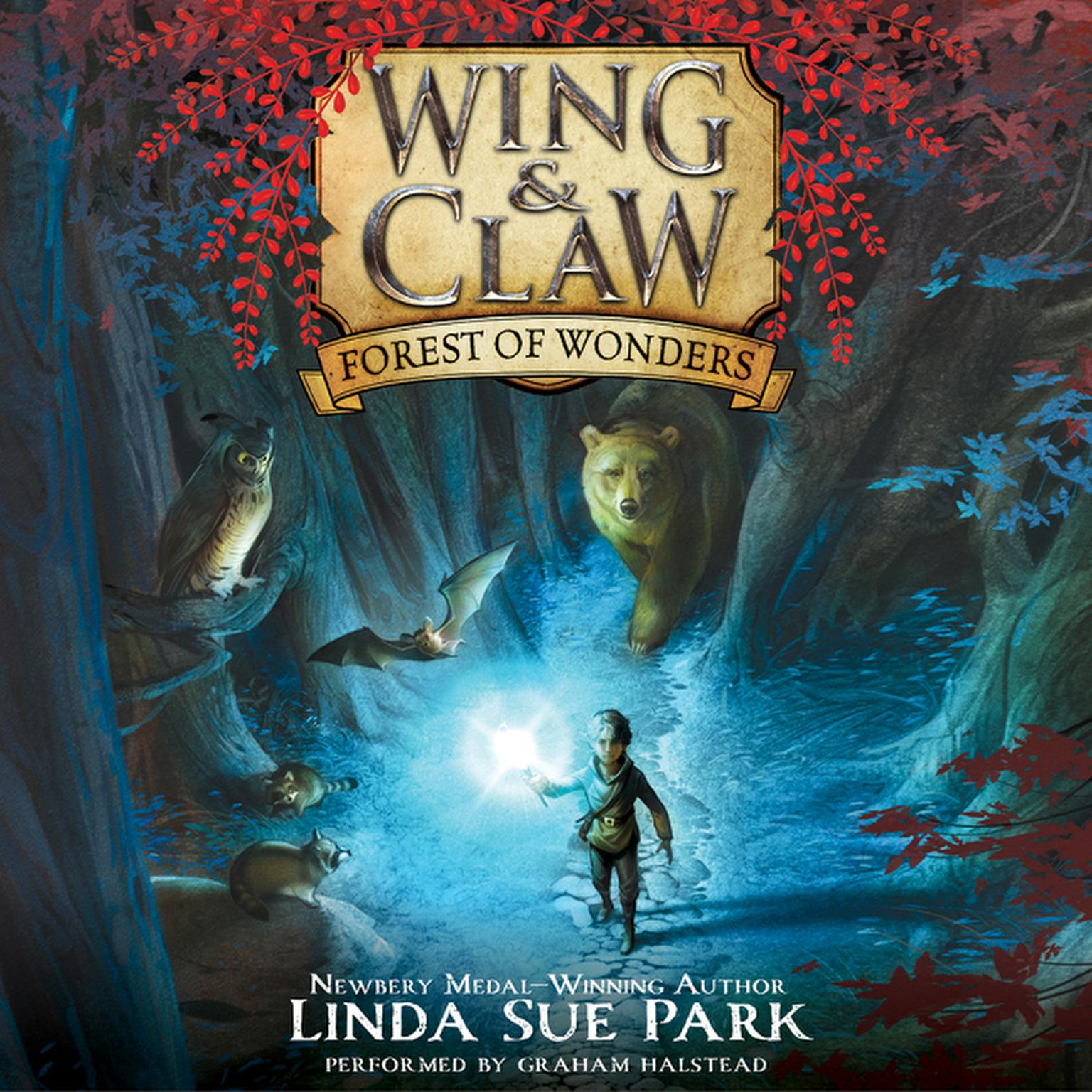 Printable Forest of Wonders Audiobook Cover Art