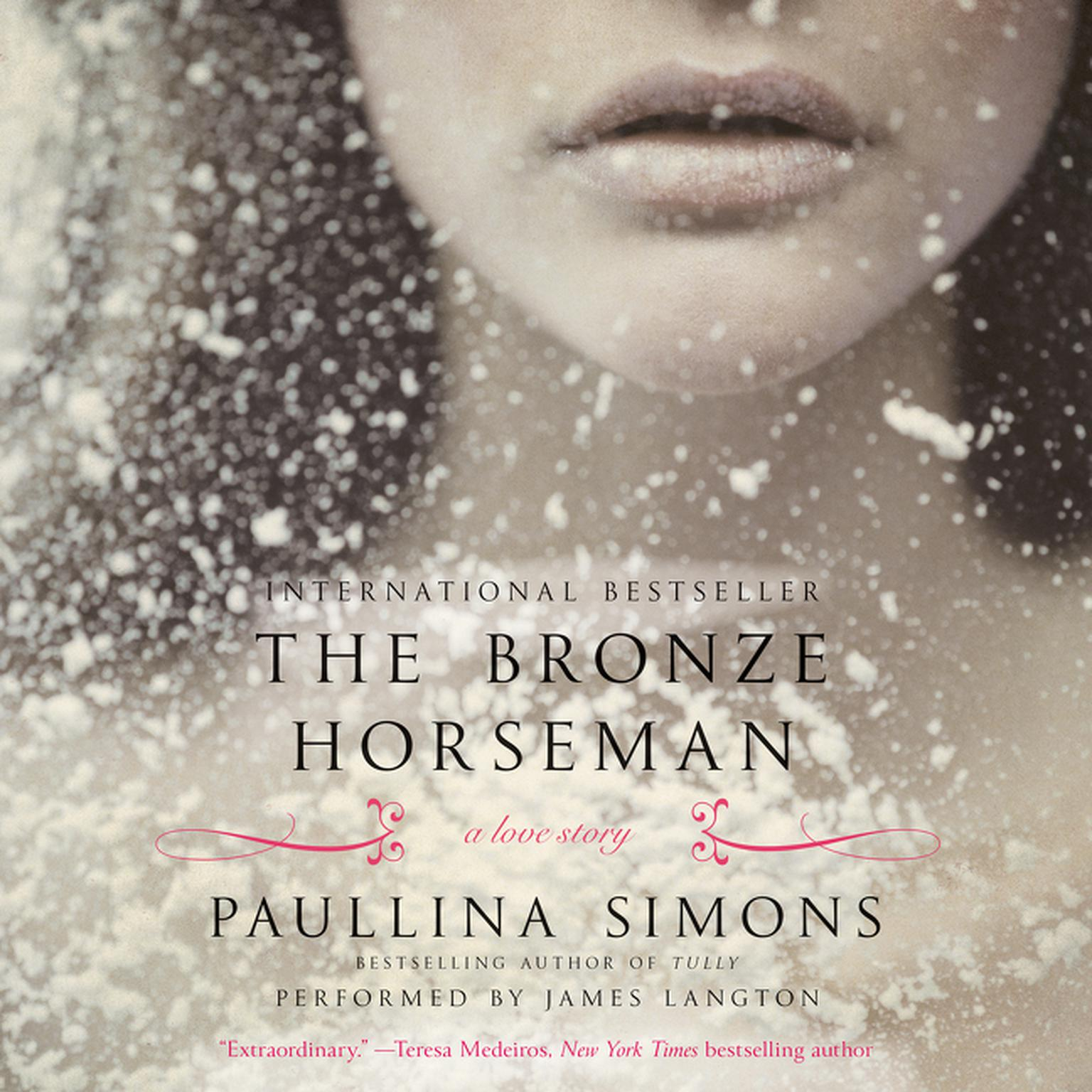 Printable The Bronze Horseman: A Novel Audiobook Cover Art