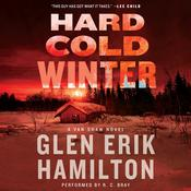 Hard Cold Winter: A Van Shaw Novel Audiobook, by Glen Erik Hamilton