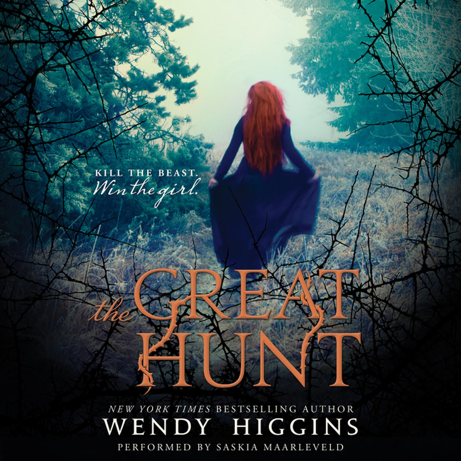 Printable The Great Hunt: Book One of the Eurona Duology Audiobook Cover Art
