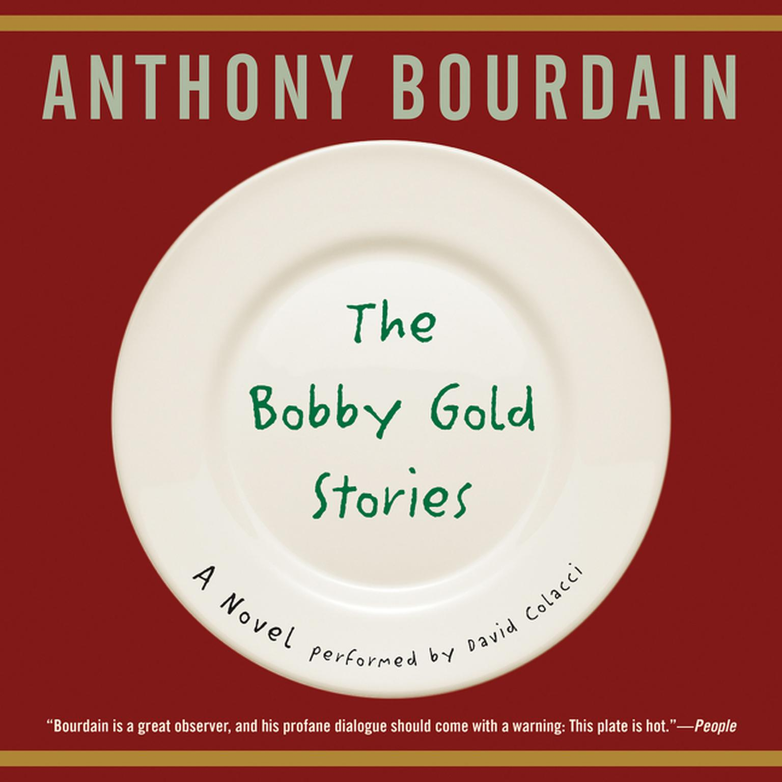 Printable The Bobby Gold Stories Audiobook Cover Art