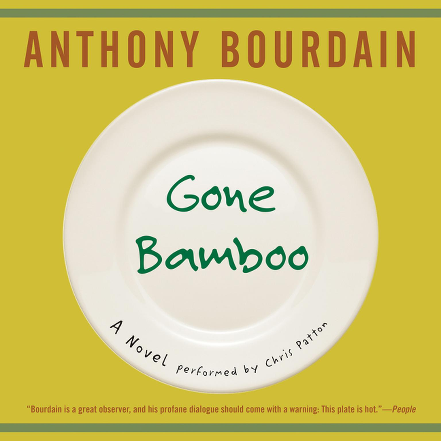 Printable Gone Bamboo Audiobook Cover Art