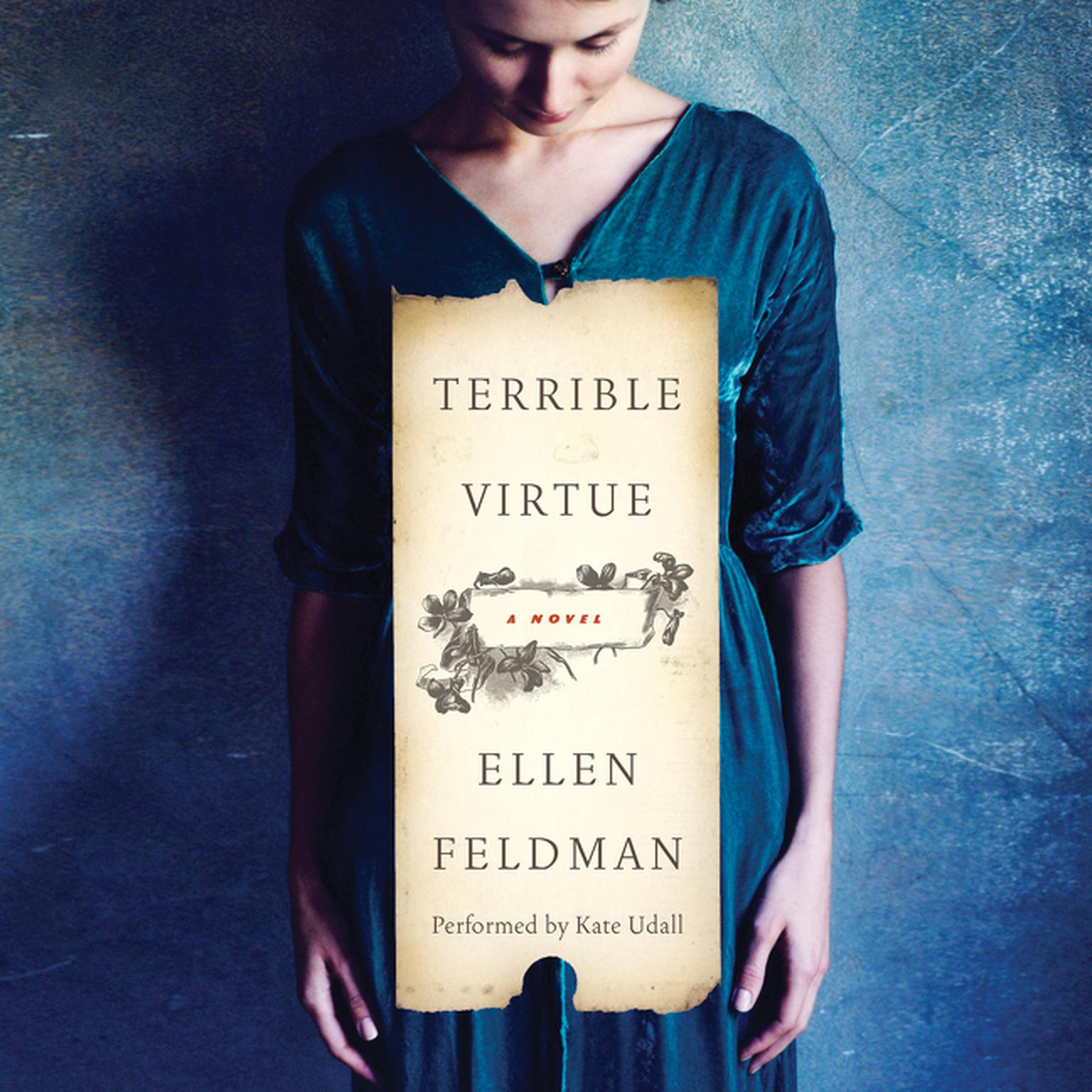 Printable Terrible Virtue: A Novel Audiobook Cover Art