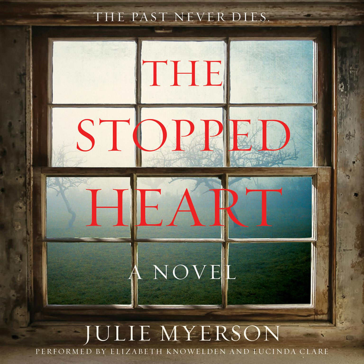 Printable The Stopped Heart: A Novel Audiobook Cover Art
