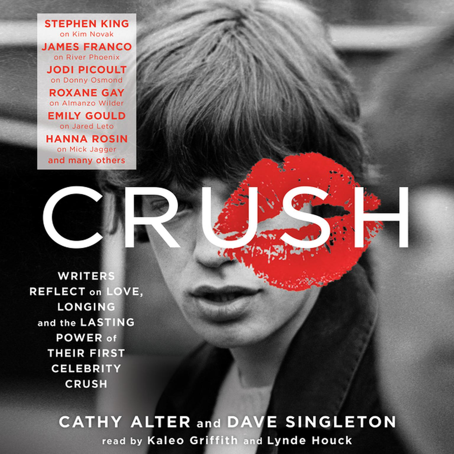 Printable Crush: Writers Reflect on Love, Longing and the Lasting Power of Their First Celebrity Crush Audiobook Cover Art