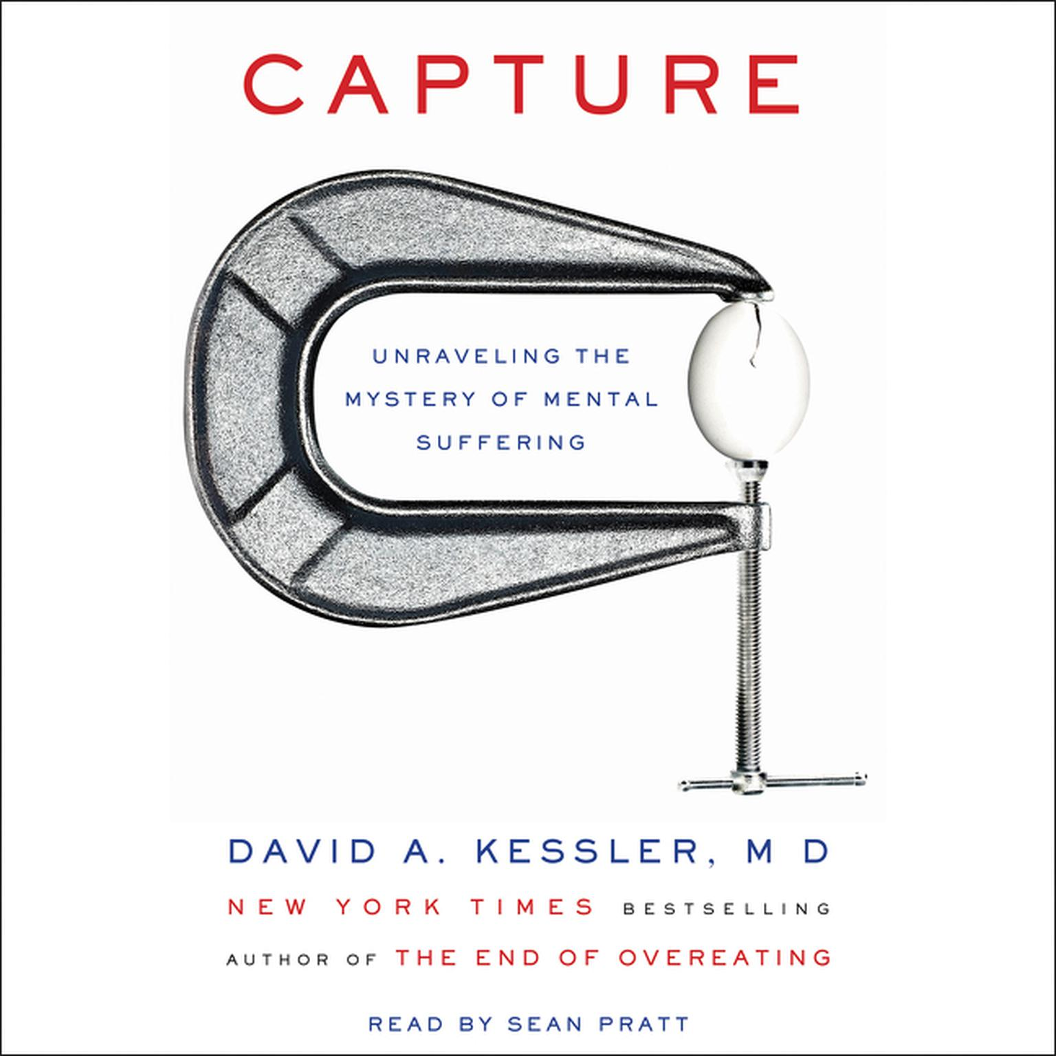 Printable Capture: Unraveling the Mystery of Mental Suffering Audiobook Cover Art