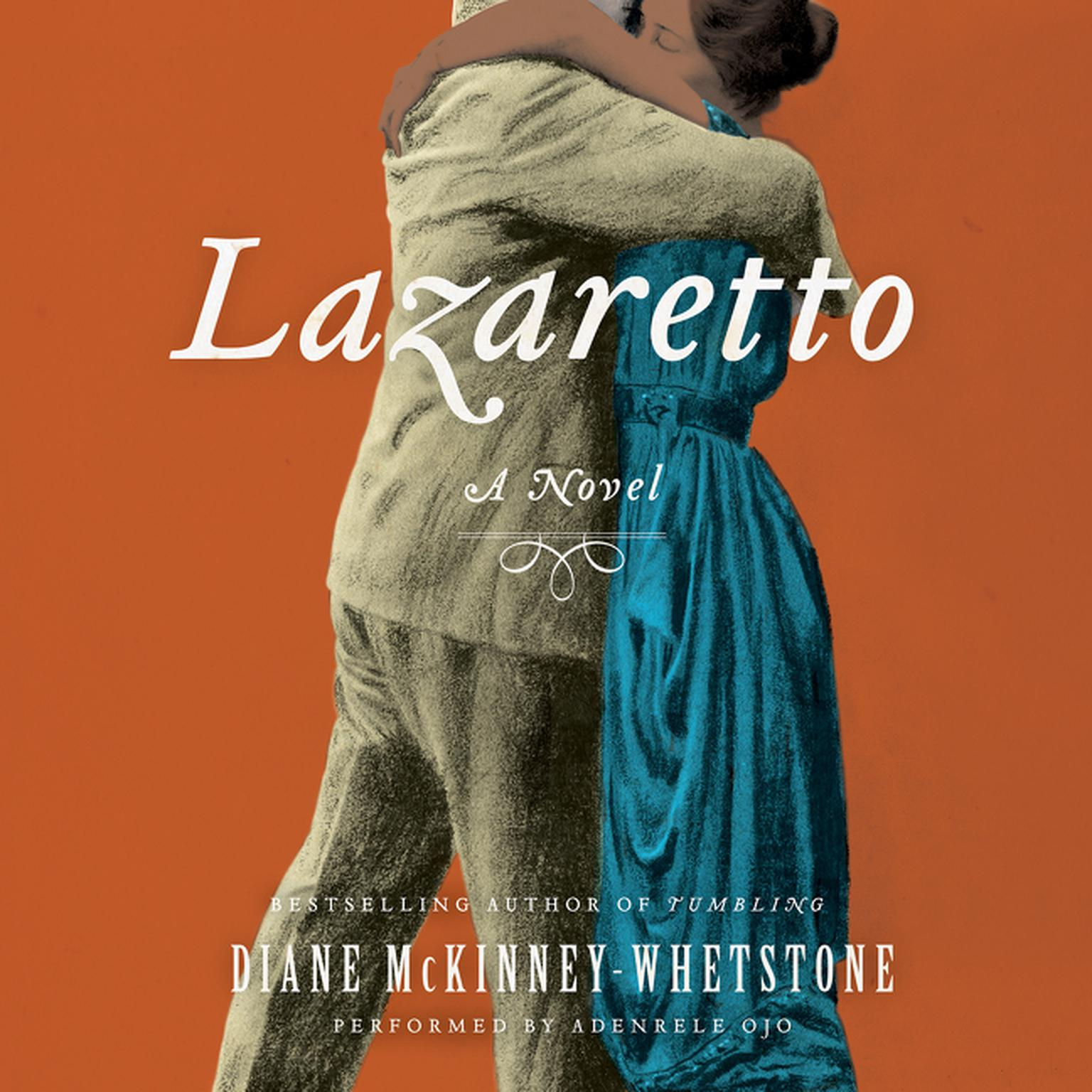 Printable Lazaretto: A Novel Audiobook Cover Art