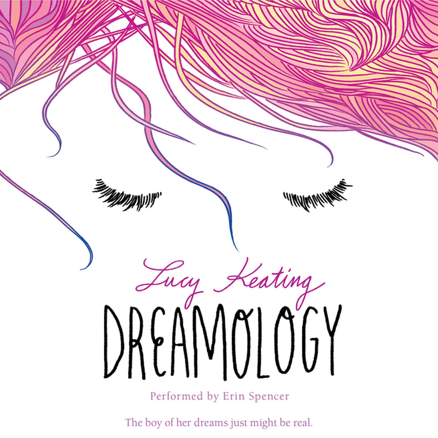 Printable Dreamology Audiobook Cover Art