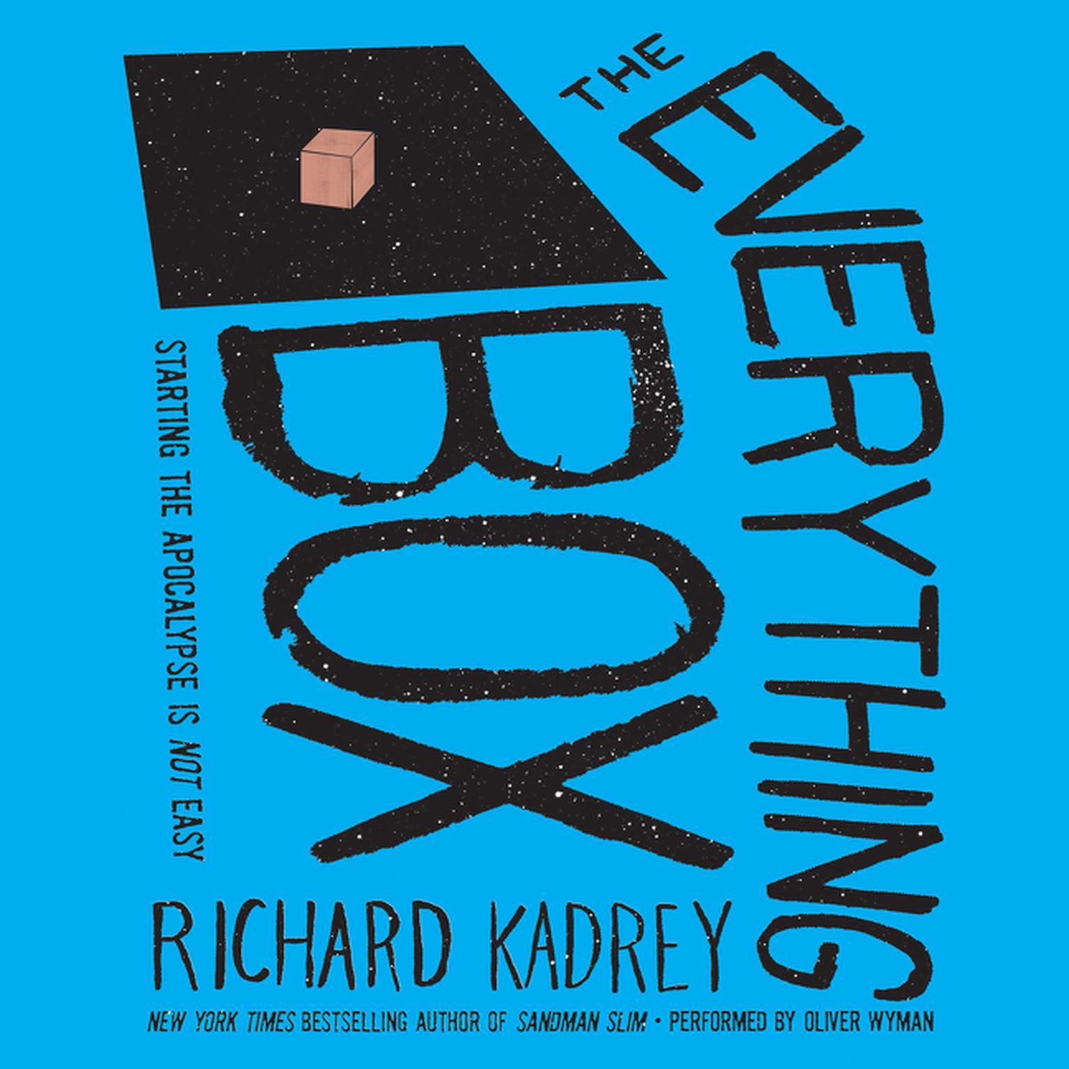 Printable The Everything Box: A Novel Audiobook Cover Art