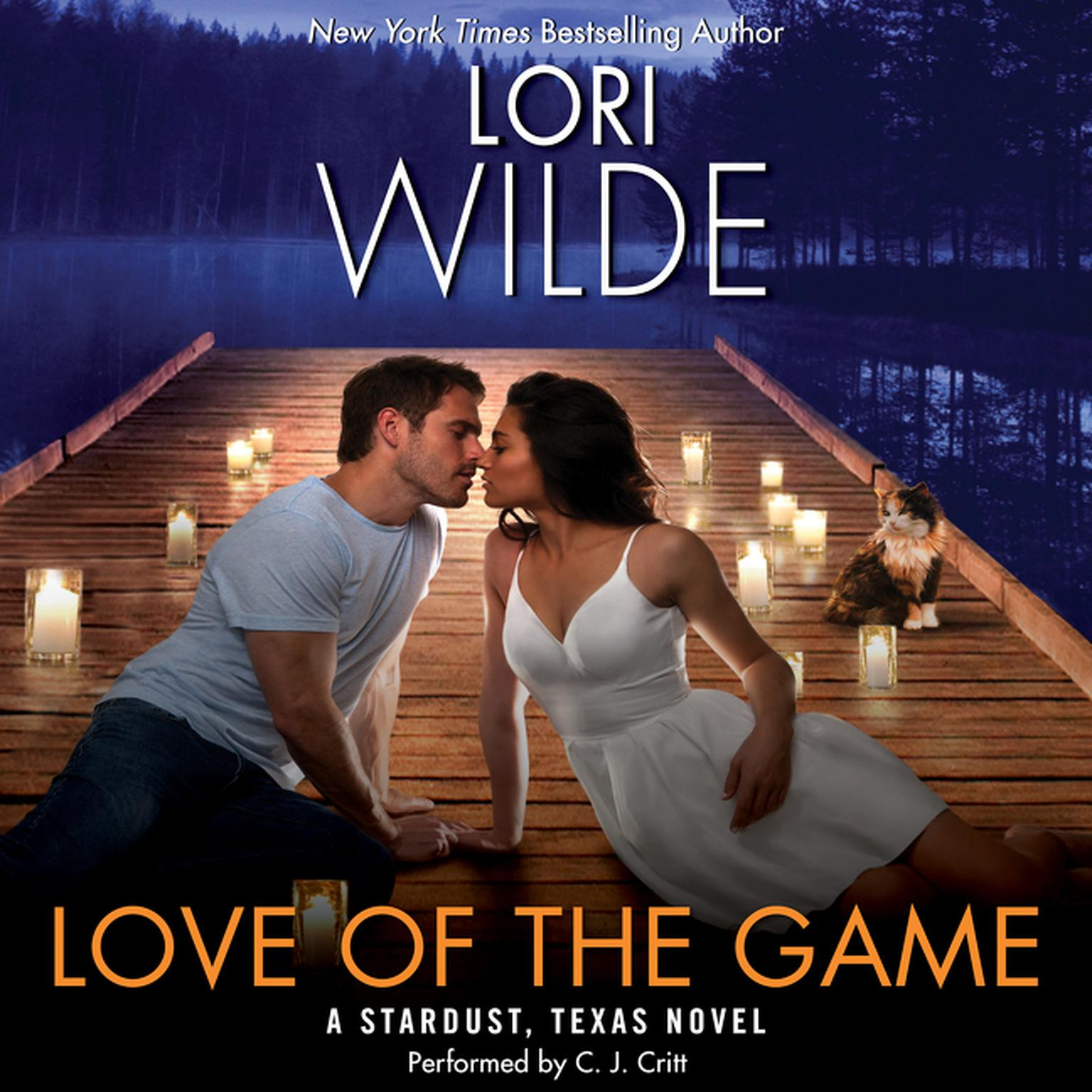 Printable Love of the Game: A Stardust, Texas Novel Audiobook Cover Art