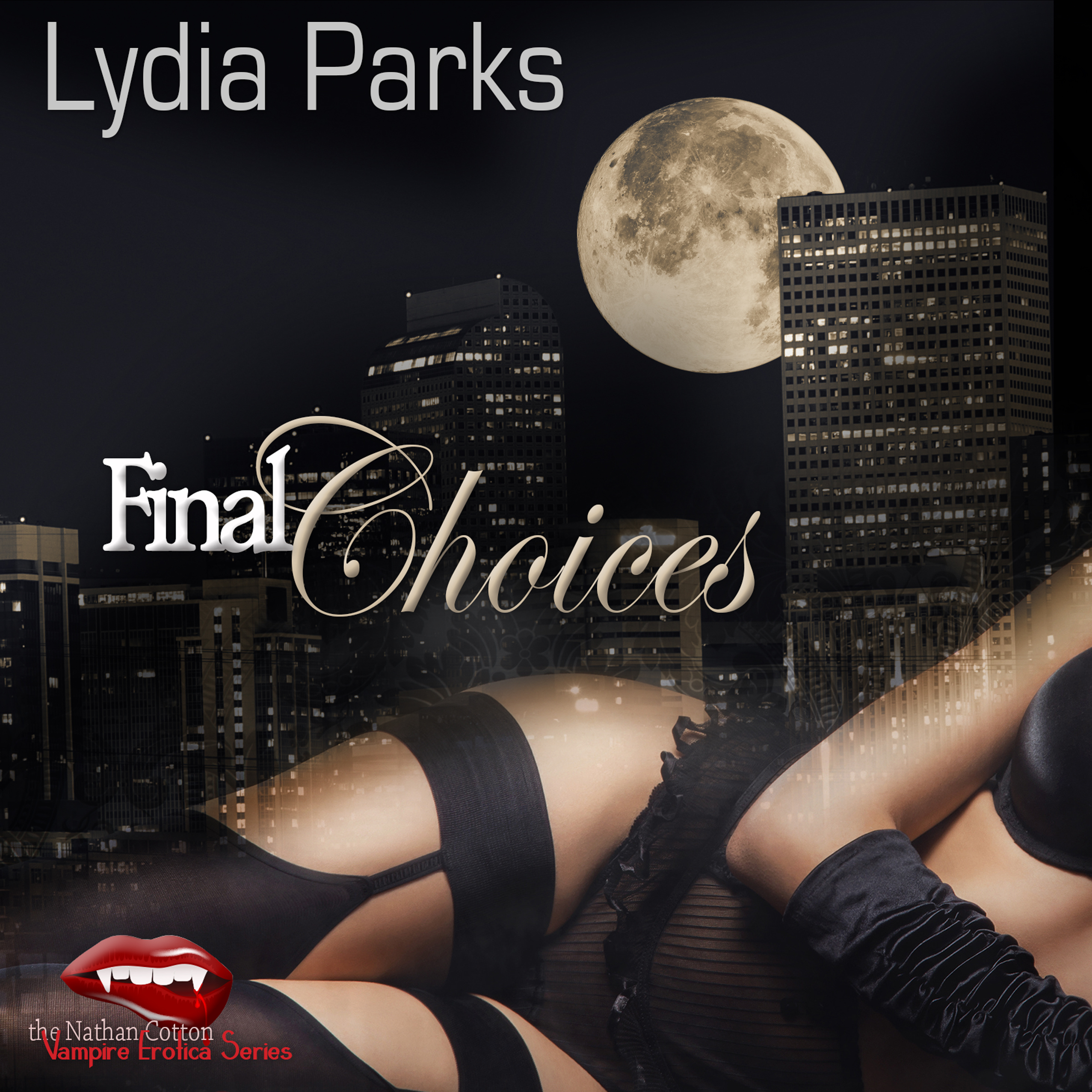 Printable Final Choices Audiobook Cover Art
