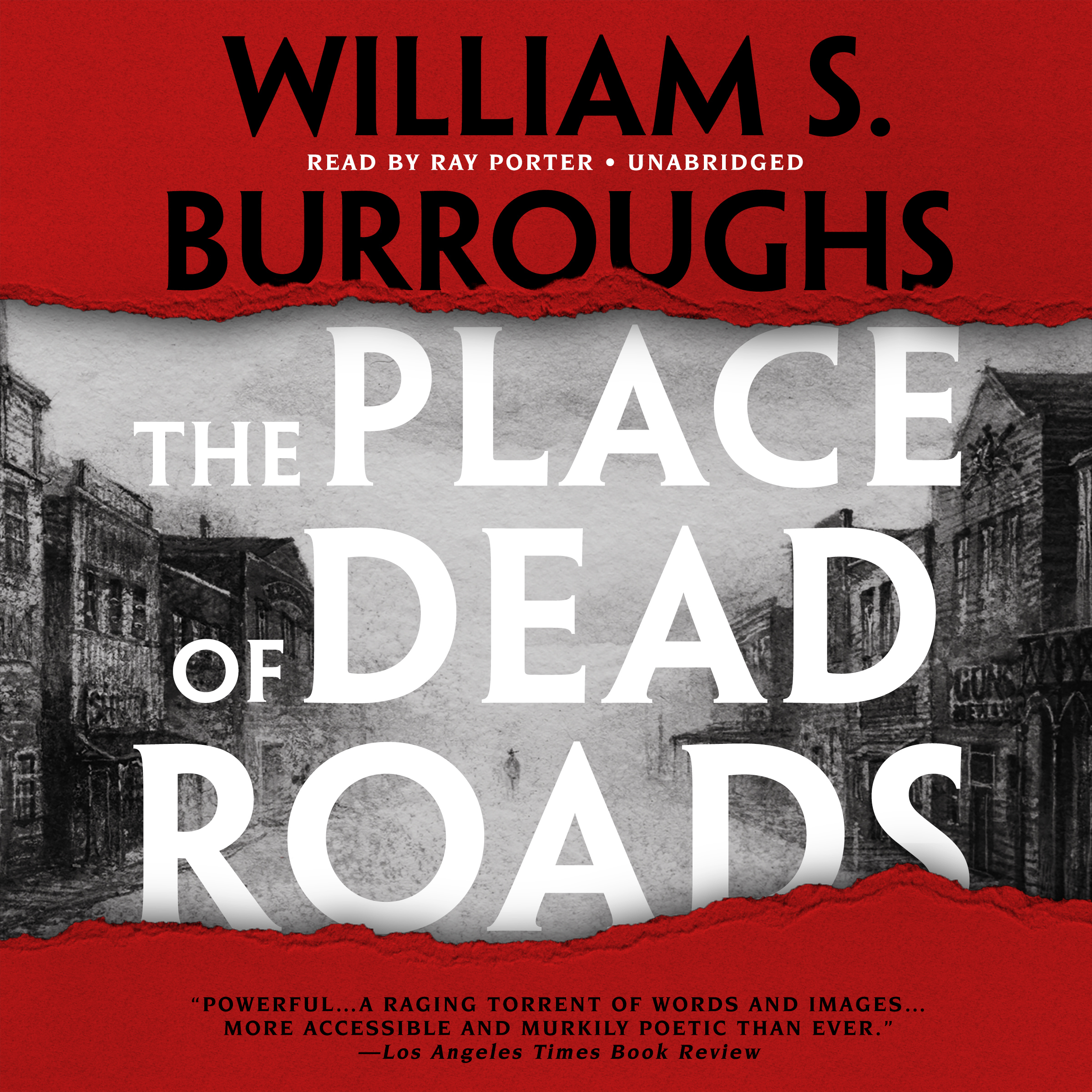 Printable The Place of Dead Roads Audiobook Cover Art